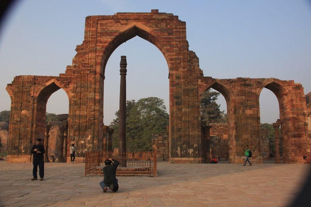 Iron Pillar A Mystery..... by Mishra1712