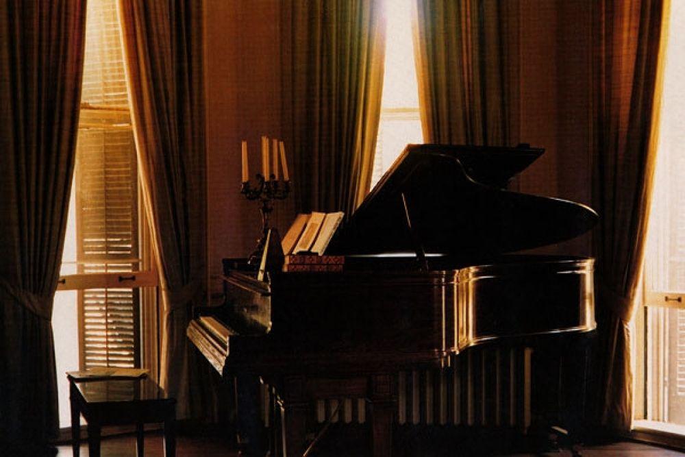 William Eggleston - (Grand Piano) by writingbob1
