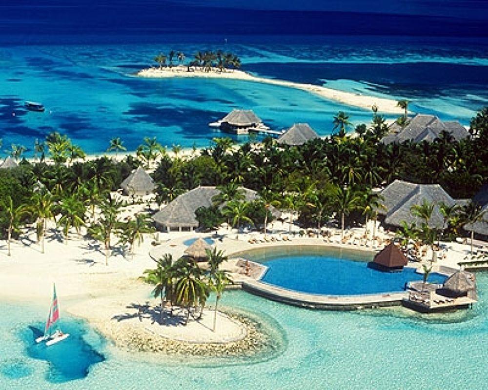 Four-Seasons-Maldives-Aerial-View by vevito