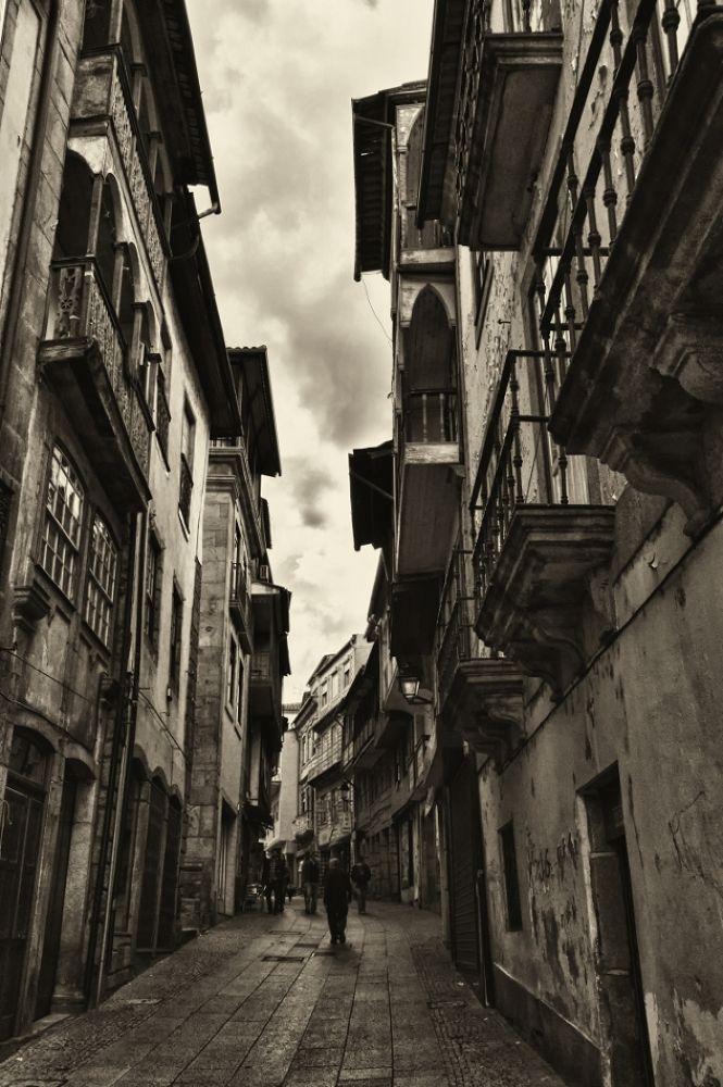 Rua Direita - Chaves by joaomadureiraii