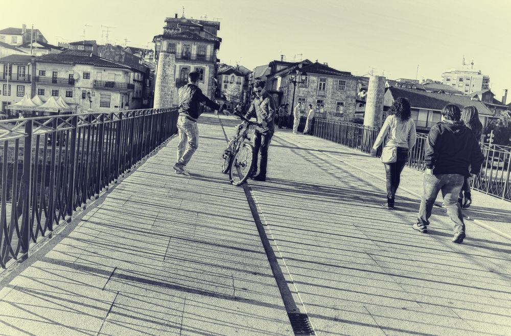 Na ponte by joaomadureiraii
