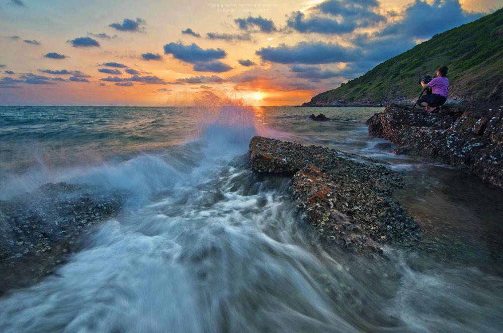 Wave by darkcamera