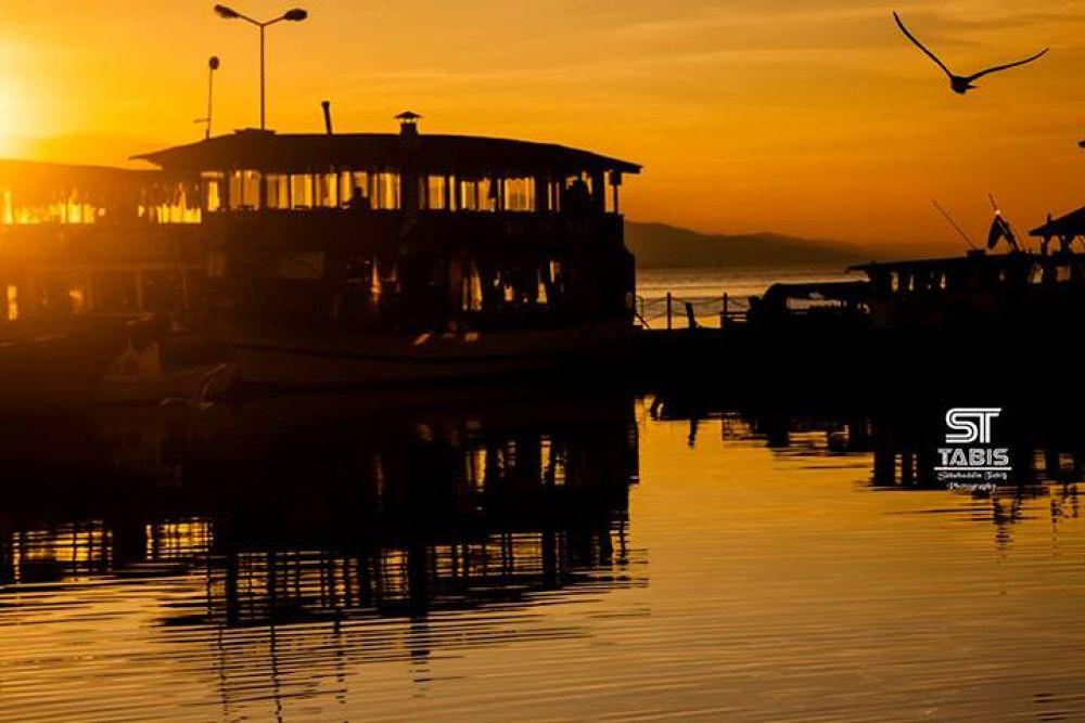 Photo in Random #i̇zmit #marina #kocaeli #sunset #turkey #lanscape #manzara