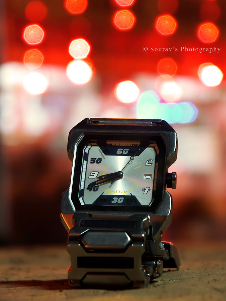 its all about time by Sourav Mishra
