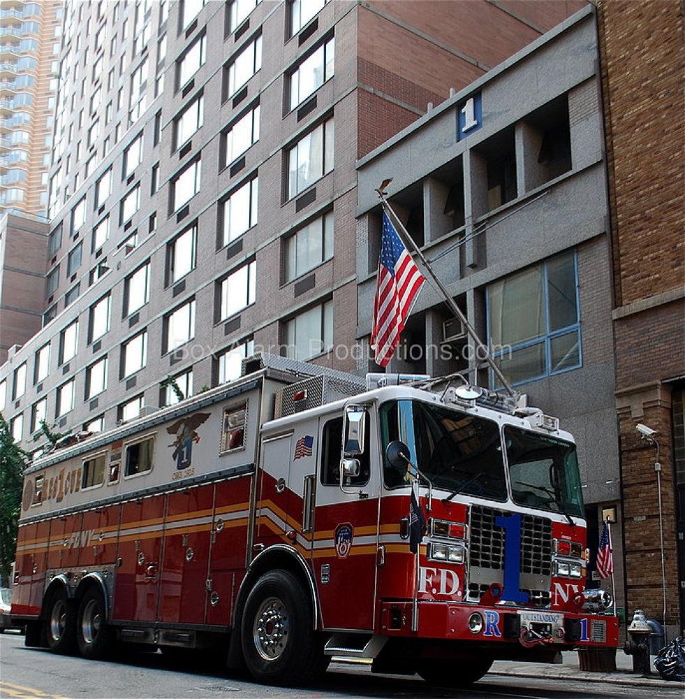 F,D,N.Y. Rescue Co.1 by ChrisDenton