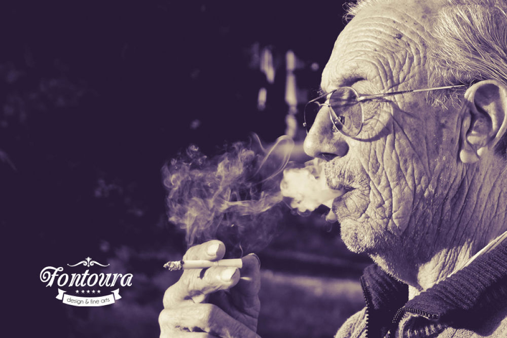 My Great Grandfather by Fontoura Art Fotographic