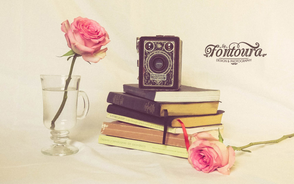 Vintage touch by Fontoura Art Fotographic