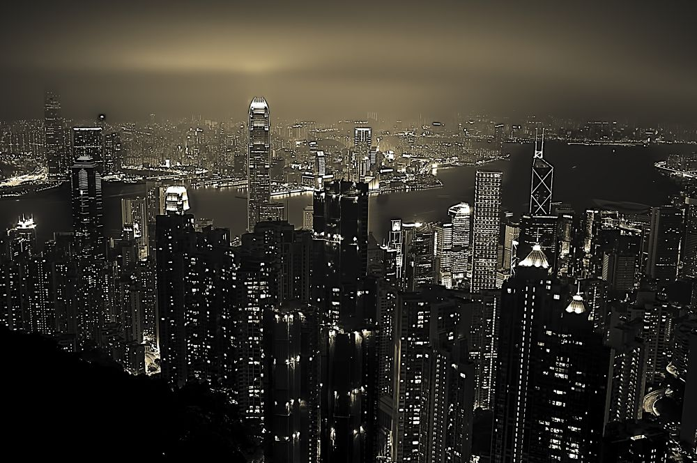 Victoria Peak by adamliew