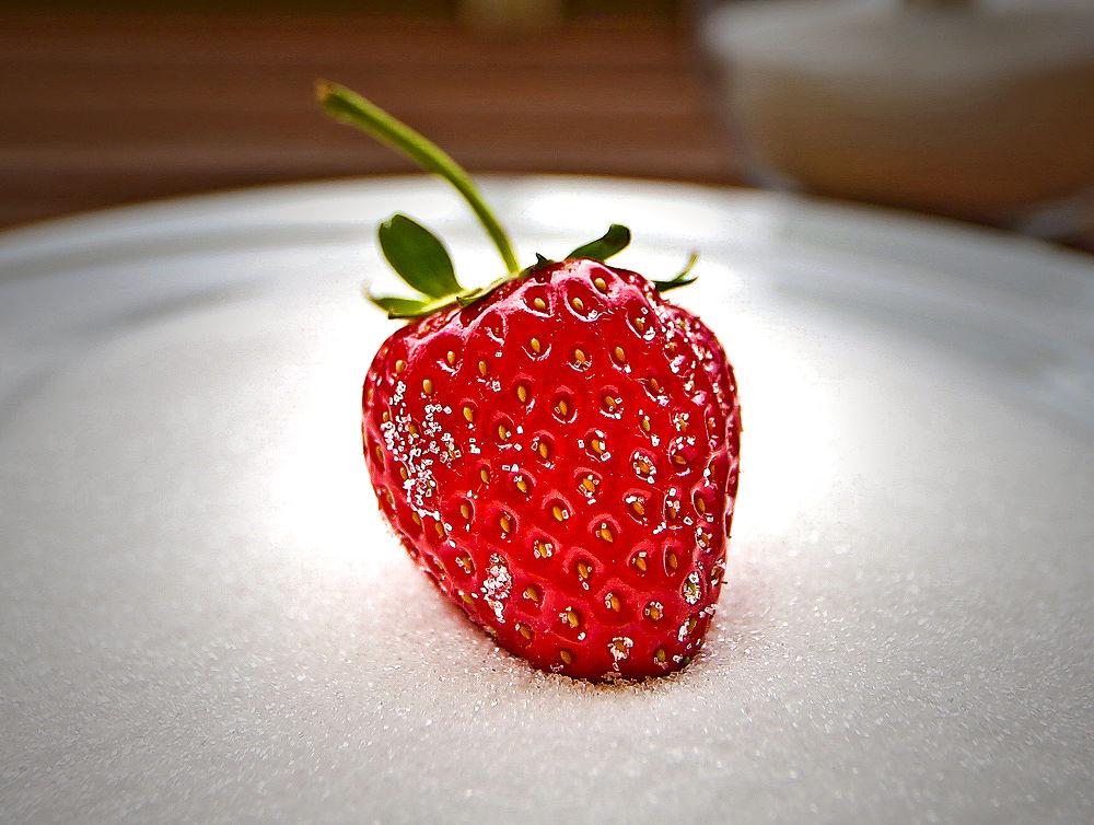 Erdbeere.JPG by Jürgen Cordt