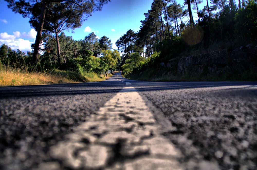 Down the road by Joaquim Gaspar