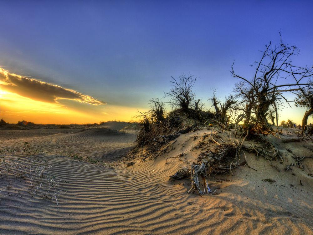 sunset 5 by PatrickLeeKKAh9
