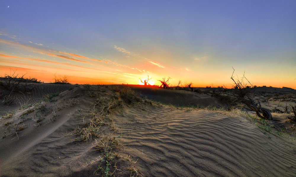 sunset 17 by PatrickLeeKKAh9