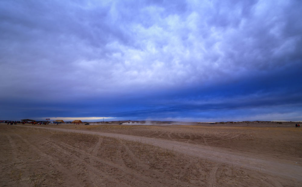 sunrise @ Inner Mongolia 09 by PatrickLeeKKAh9