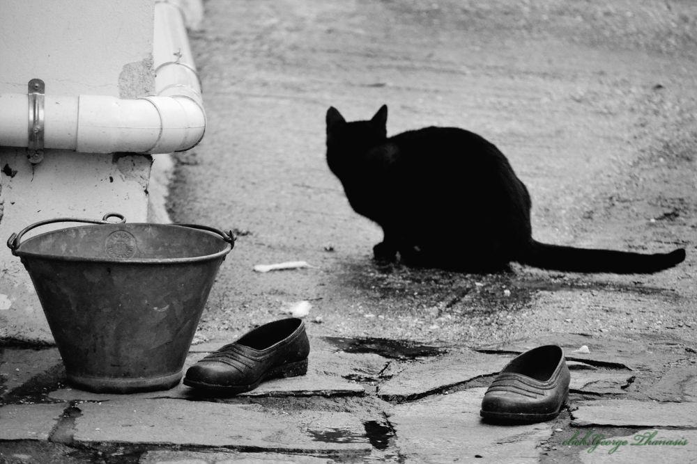 Old days.jpg by George Thanasis