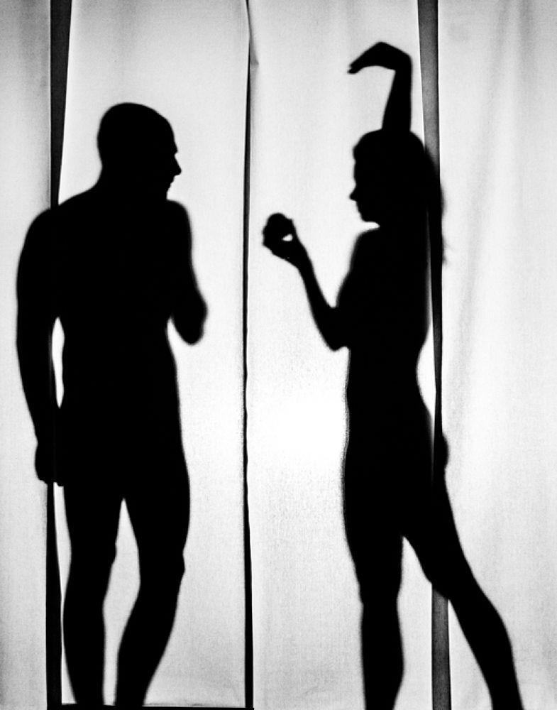 Adam & Eve by detlefkoester