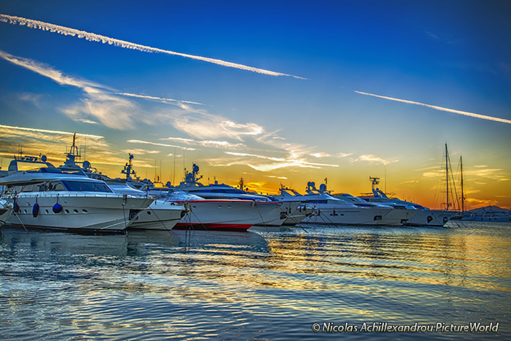 Boat place by Picturesensation