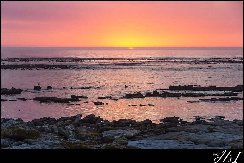 sunset in Cape Town by HelenaSousa