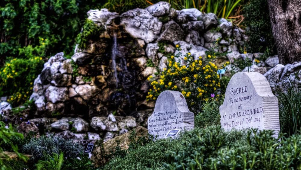 Magic Lantern Test - Alameda Gardens Walk - Gibraltar by jbenyunes