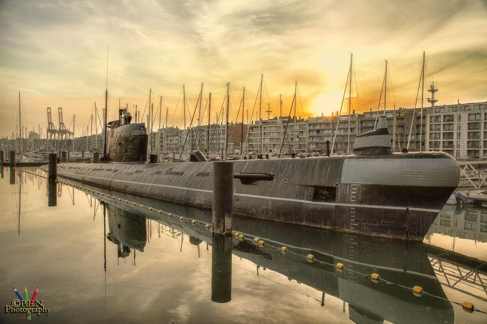U-Boat by patrickyolanda