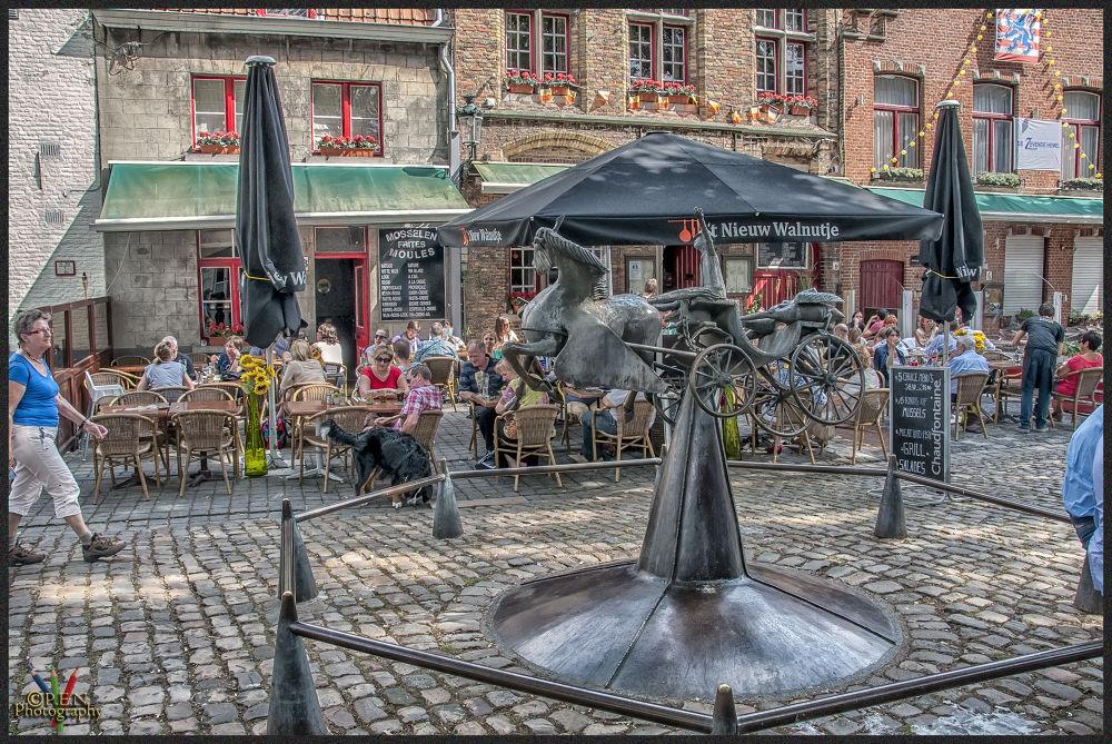 Bruges Eat&Drink by patrickyolanda