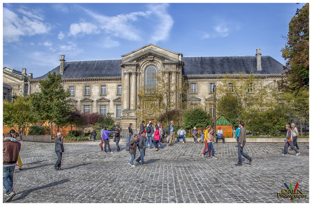 Palais De Justice by patrickyolanda