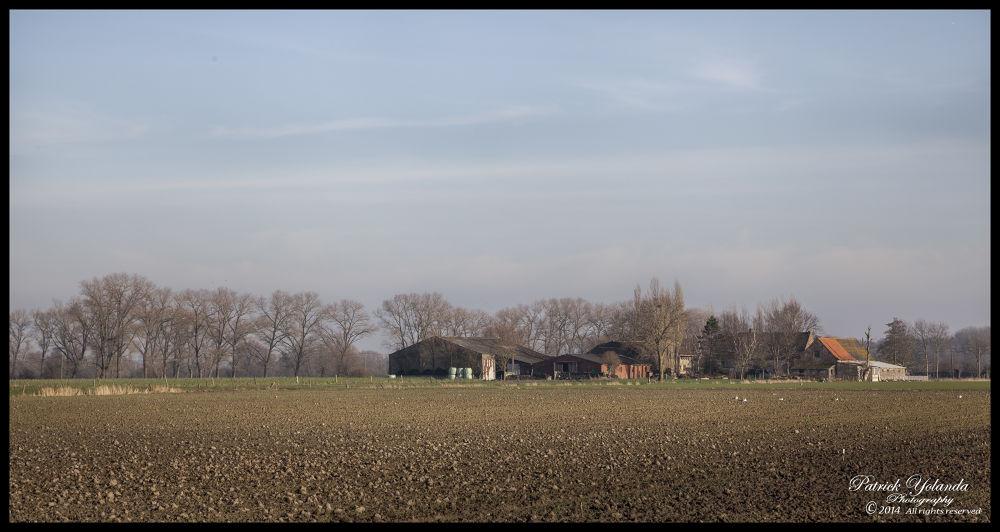 Photo in Landscape #belgium #flanders #landscape #nature #field #farm #land #2014 #ypa2014