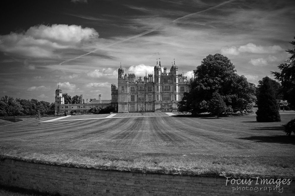 Burghley House  by grahambrown18