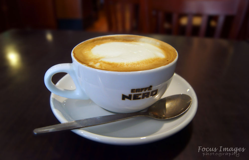 caffe nero flat white  by grahambrown18