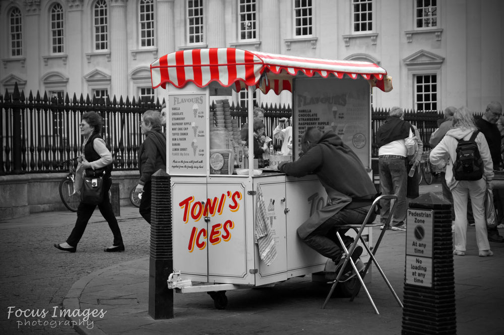 Toni Ice by grahambrown18