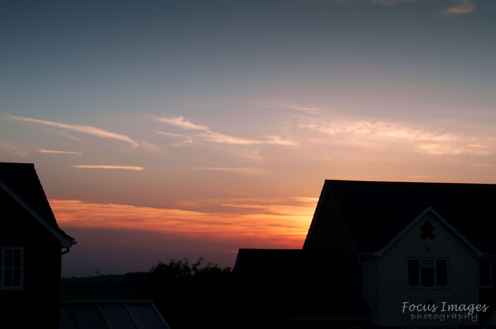 sunset at home  by grahambrown18