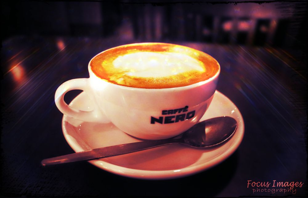 caffe nero art work  by grahambrown18