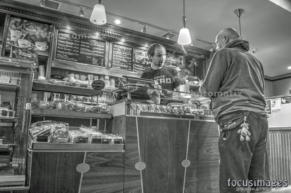 Caffe Nero  by grahambrown18