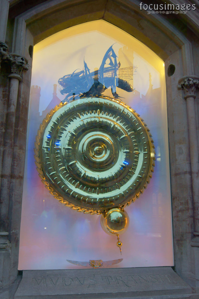 The Corpus Clock  by grahambrown18