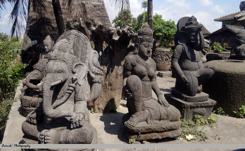 LOrd Ganesha ,Bali Indonesia by prashantbhandari90