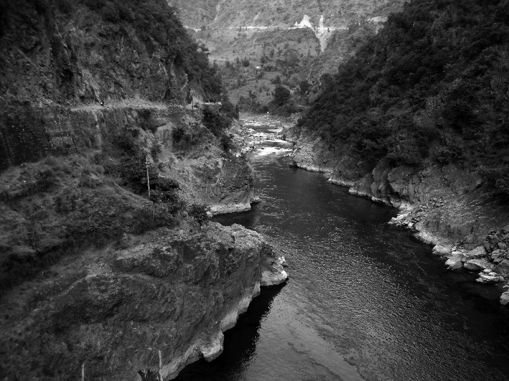 kali river ,india by prashantbhandari90