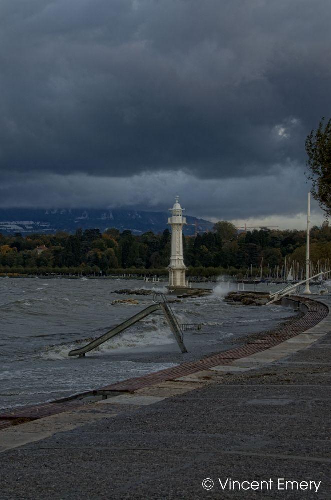 Lac Léman by Vinz76