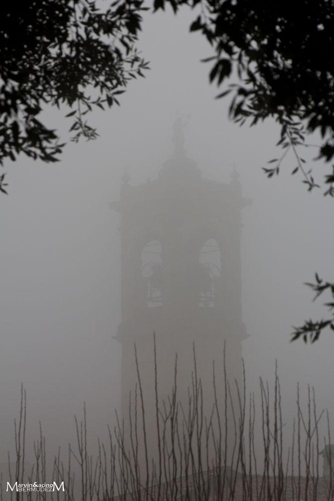 Misty Sunday by Marvin Bermudez