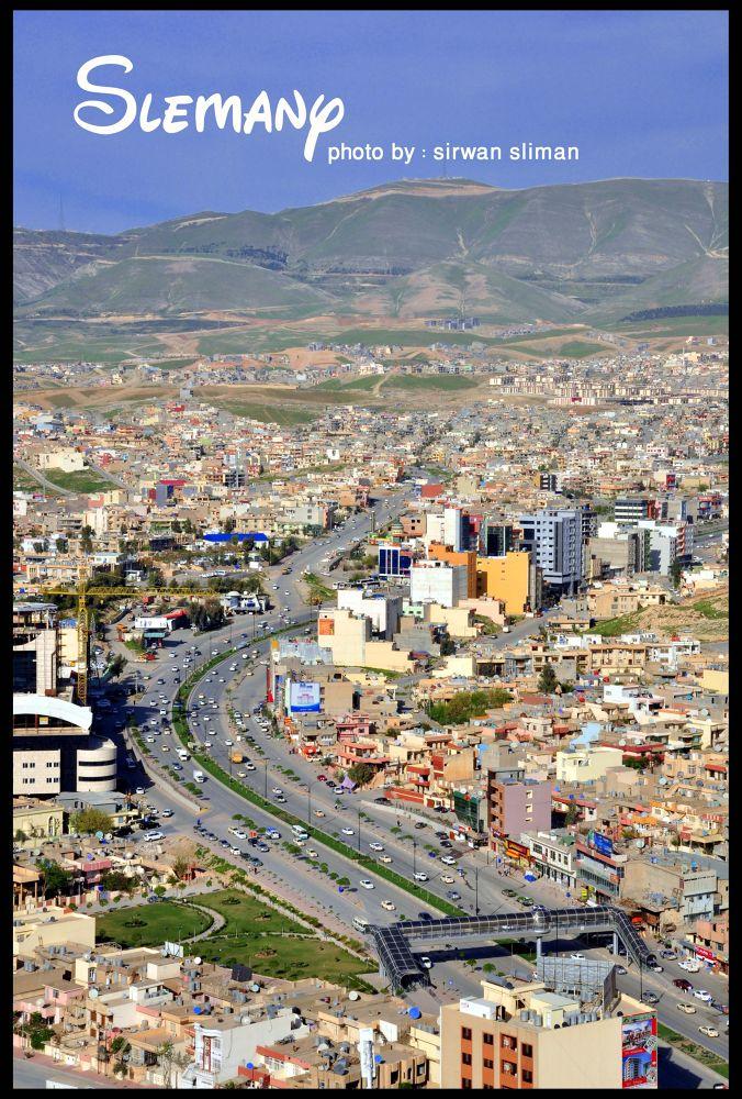 kurdistan iraq-sulaemanyah.jpg by sirwansliman