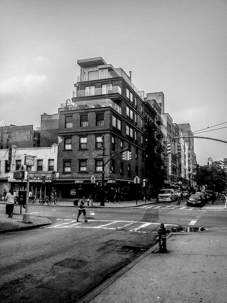 Lower East Side by MLEE