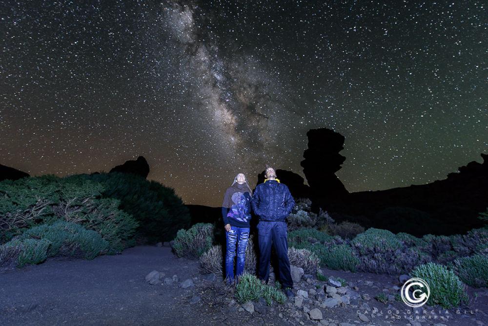 Time travelers. Copyright Carlos García Gil photography by carlosgarciatenerife