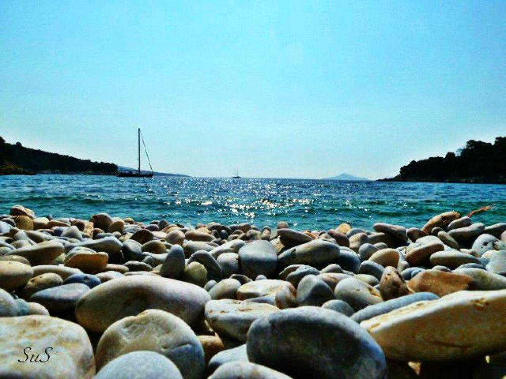 Beach by Ssabbra