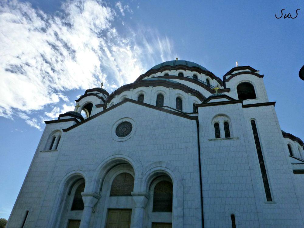 St. Sava by Ssabbra