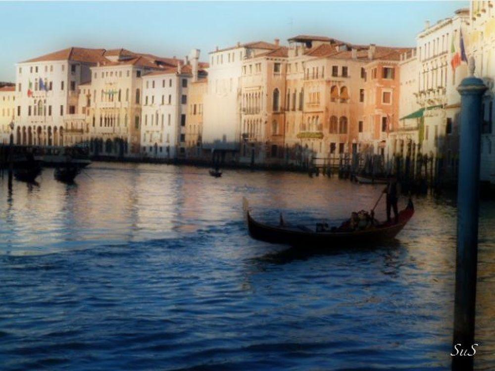 Canal Grande by Ssabbra