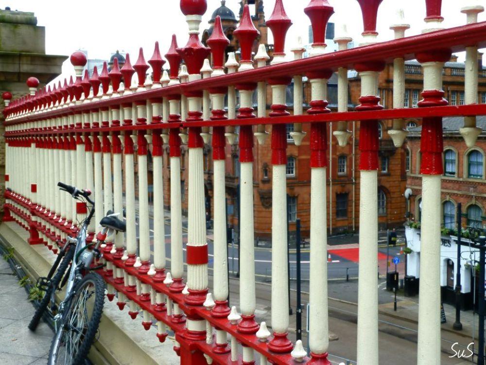 Fence by Ssabbra