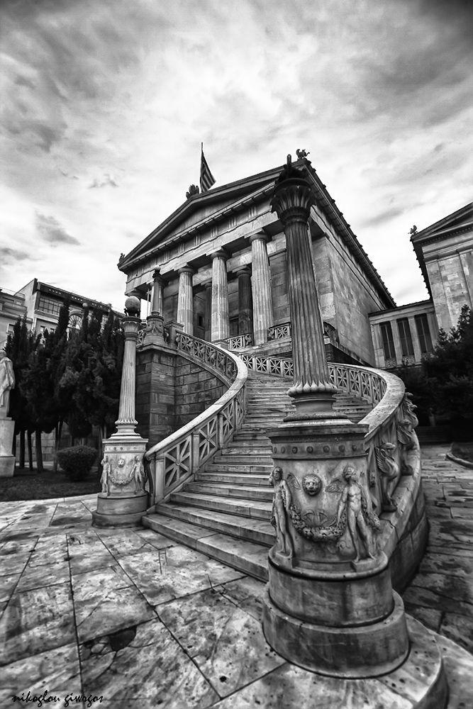 ATHENS/GREECE by giorgos nik