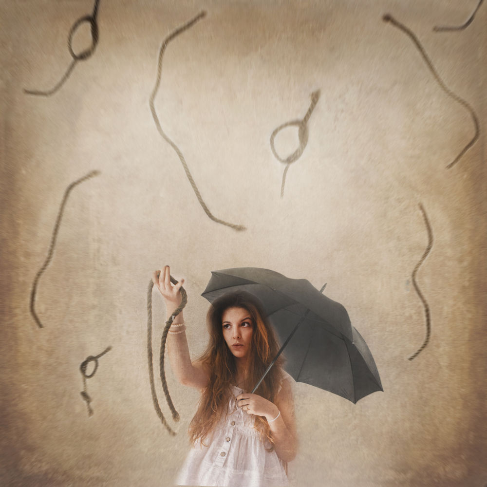 Il pleut des cordes by OphelieLequesneG