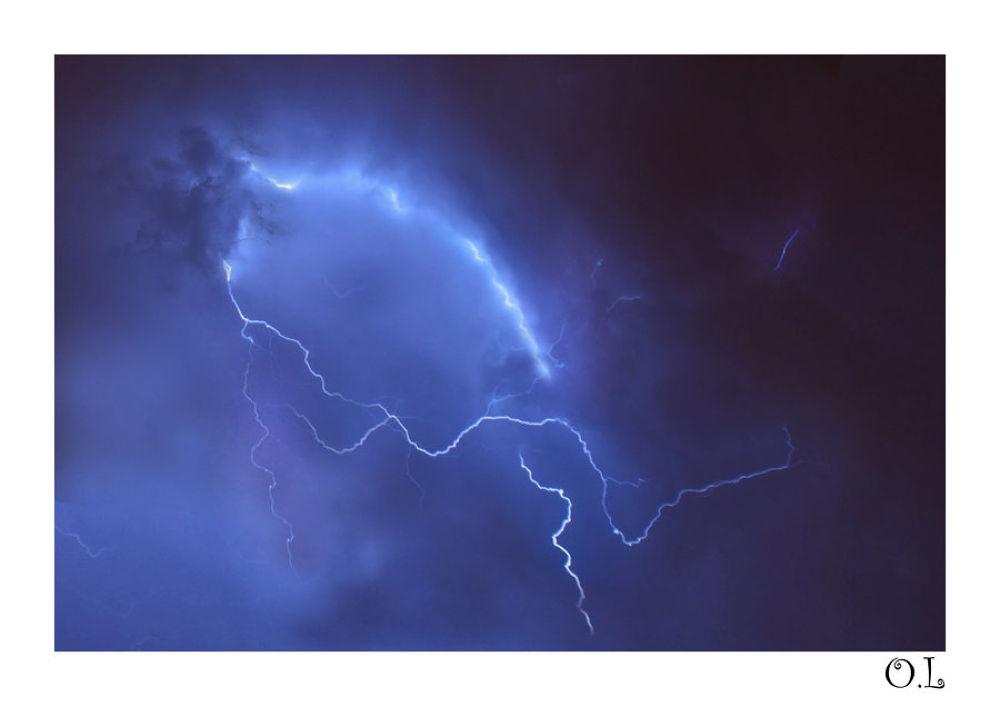 L'orage de Marrackech by OphelieLequesneG