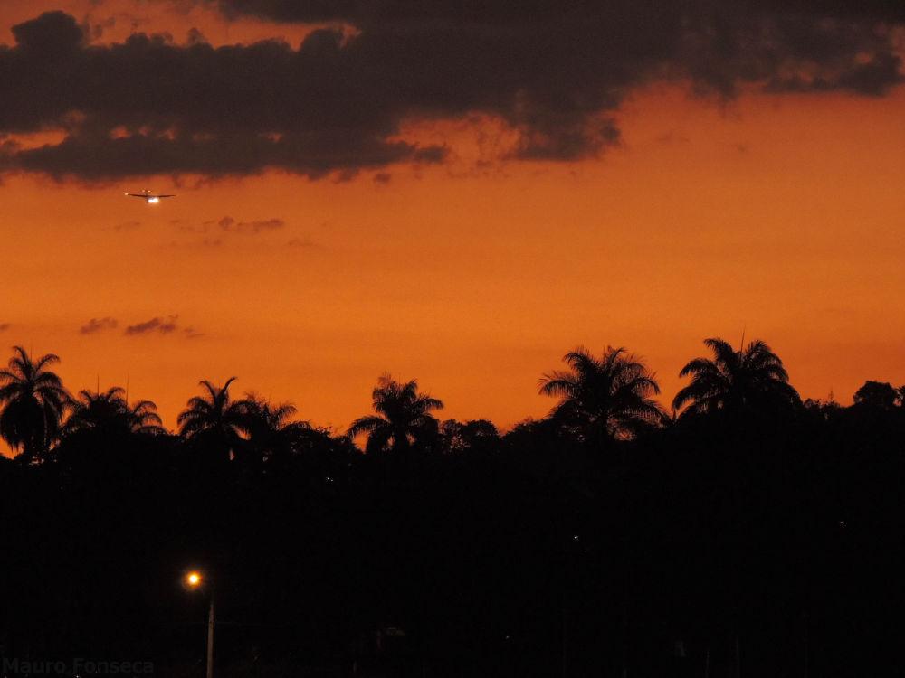 Por do sol by maurofonseca