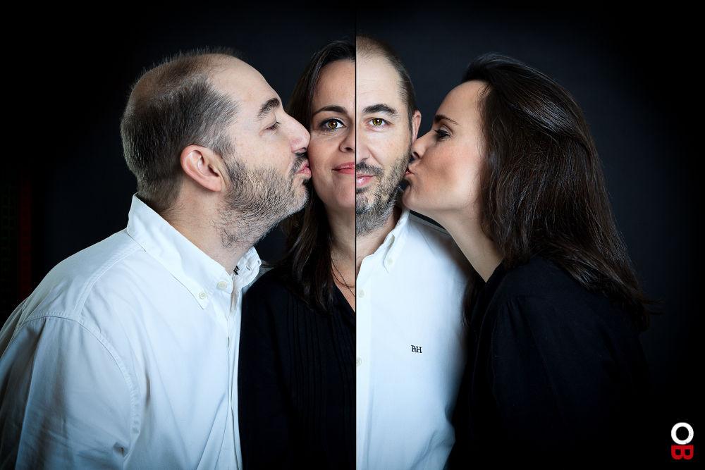 pareja by oscarbejarano
