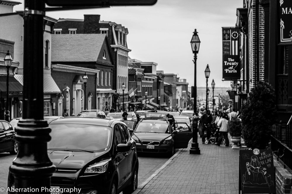 Annapolis MD by Michael Suber